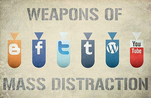 focus - weapons of mass distraction image